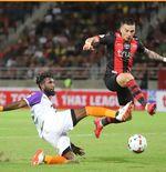 Liga Thailand 2020: Yanto Basna Main 2 Posisi dan Telan Kekalahan