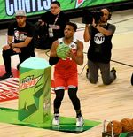 Buddy Hield Menangi Kontes 3-Point NBA All-Stars 2020