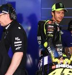 Bos Dorna Siap Tampung Curhat Valentino Rossi