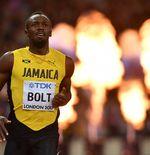 Rahasia Kecepatan Super Usain Bolt Terungkap