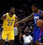 Curhat LeBron James Soal Covid-19 dan Penangguhan NBA