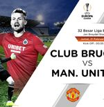 Link Live Streaming Club Brugge vs Manchester United
