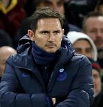 Komentar Lampard usai Chelsea Ditundukkan Man United