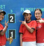 WJTC 2020: Kalahkan Sri Lanka, Tim Tenis Putri Indonesia Pertahankan Tren Positif