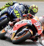 Rossi dan Marquez Belum Melupakan Insiden Sepang 2015
