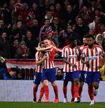 Simeone Percaya Atletico Sudah Menang atas Liverpool Sebelum Laga