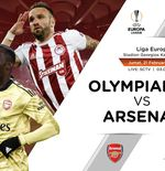 Link Live Streaming Olympiakos vs Arsenal