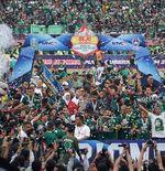 Juara Piala Gubernur Jatim 2020, Persebaya Lampaui Target