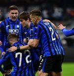 Babak I Atalanta vs Valencia: Tim Tamu Tertinggal 2 Gol