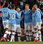 Hasil Manchester City vs West Ham: Magis De Bruyne Jadi Pembeda