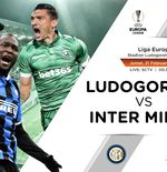 Link Live Streaming Ludogorets vs Inter Milan