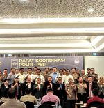 PSSI dan Polri Adakan Rakor, Asa Iwan Bule Tak Ada Penundaan Jadwal Liga 1