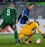 Laga Inter Milan vs Ludogorets pun Tertutup untuk Wartawan