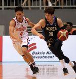 Skuad Final Timnas Basket Indonesia untuk Kualifikasi Asia Cup 2021