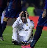 Kalah, Pemain Real Madrid Kompak Salahkan Wasit