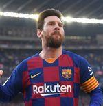 Menang Besar, Barcelona Salip Rekor Real Madrid di Liga Spanyol