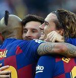 3 Catatan dari Kemenangan 5-0 Barcelona atas Eibar