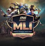 ONE Esports Bakal Menggelar Kompetisi Mobile Legend: Bang Bang (MLBB)
