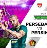 Link Live Streaming Liga 1 2020: Persebaya vs Persik