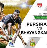 Prediksi Pertandingan Liga 1 2020: Persiraja vs Bhayangkara FC