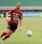 Komposisi Pemain Asing Komplet, Pelatih Bali United Kian Optimistis Hadapi Musim 2021