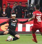 Optimistis Liga 1 2020 Lanjut, Kiper Borneo FC Giat Berlatih Mandiri