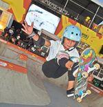 Sky Brown Berpeluang Jadi Atlet Skateboard Termuda di Olimpiade 2020