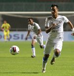 Komentar Penyerang Arema FC Usai Cetak Dua Gol di Laga Internal Timnas Indonesia