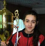 Atlet Suriah Hend Zaza Bakal Jadi Peserta Termuda di Olimpiade 2020