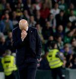 Periode Kedua Zidane di Madrid Dinilai Gagal