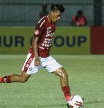 Striker Bali United Rindu Suasana Latihan hingga Pertandingan Liga 1
