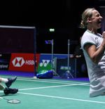 Robin Tabeling, Penakluk Nomor 1 Dunia yang Bermimpi Tampil di Olimpiade Tokyo 2020