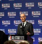 Pemain NBA Tidak Wajib Diberi Vaksin Covid-19