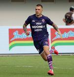 Persita Tangerang Resmi Pinjamkan Striker Asingnya ke Klub Armenia