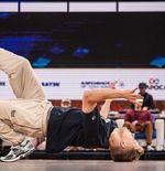 Tak Punya Alat Workout di Rumah, Ide Atlet B-boy Ini Bisa Ditiru