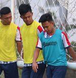 Pemain Tiga Naga Wajib Rapid TestSebelum ke Pekanbaru