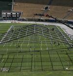 Stadion Bekas Tuan Rumah Piala Dunia Siap Tampung Pasien Covid-19