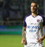 Pesan Striker Persita ke Fan, Sebelum Dipinjamkan ke Liga Armenia