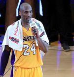 Handuk Mendiang Kobe Bryant Terjual Rp540 Juta