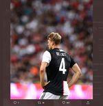 Tepis Rumor, Matthijs de Ligt Akui Bahagia di Juventus