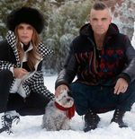 Dua Botol Wine, Rahasia Istri Robbie Williams Tetap Fit selama Karantina