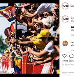 Lomba Virtual Tour de Suisse Diikuti 15 Tim Terbaik Dunia