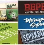 5 Rekomendasi Buku Sepak Bola saat #diRumahAja