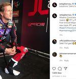 Mantan Rider MotoGP Ini Tak Ingin Rivalitasnya dengan Valentino Rossi Terulang