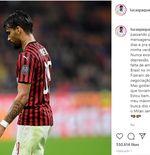 Lucas Paqueta Segera Tinggalkan AC Milan Menuju Lyon