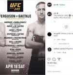 UFC 249: Justin Gaethje Resmi Gantikan Khabib Nurmagomedov