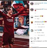 Pelatih AS Roma : Penundaan Liga Italia Untungkan Nicolo Zaniolo