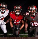 NFL: Kenakan Jersi Baru, Kapten Tampa Bay Buccaneers Merasa Bernostalgia