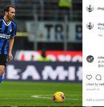 Diego Godin Yakin Inter Milan Kejar Juventus