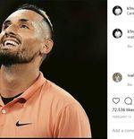 Nick Kyrgios Enggan Bertanding Tenis Jika Tak Dihadiri Penonton